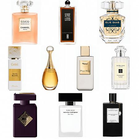 Зимние женские ароматы 2020