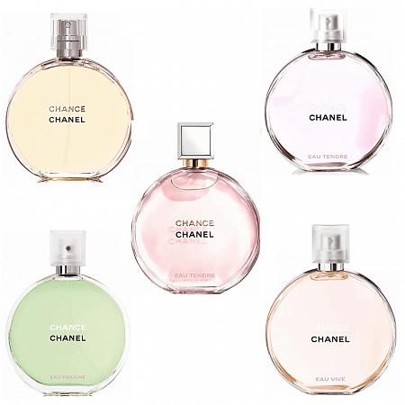 Chance (сет) от Chanel. Набор духов. Отливанты от 1 мл на АллюрПарфюм.