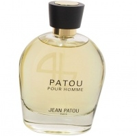 Collection Heritage Patou Pour Homme
