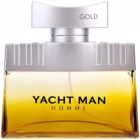 Yacht Man Gold