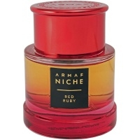Niche Red Ruby