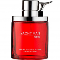 Yacht Man Red